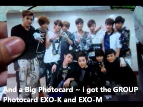 download mp3 exo mama chinese version unboxing 9 exo k mama album chinese version d o