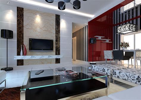 3d home design living dining room