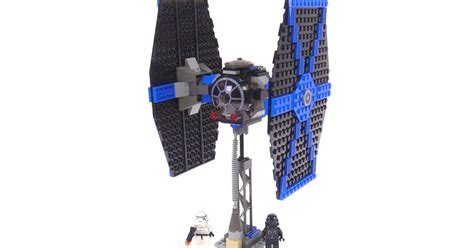 lego wars tie fighter 7146 reviewed