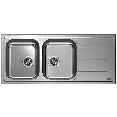 lavello ariston sc 116w2 ax ha hotpoint ariston lavello da incasso