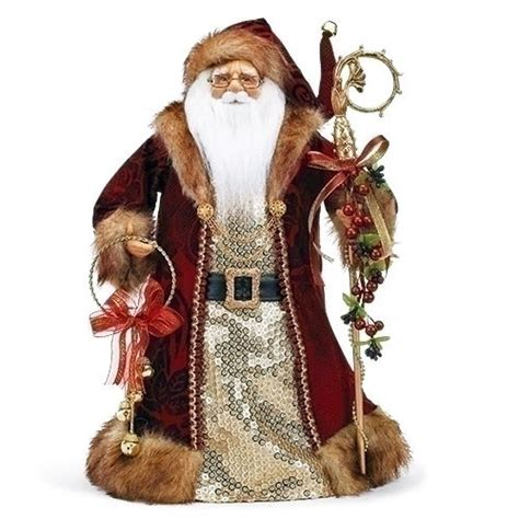 santa christmas tree topper shop collectibles online daily
