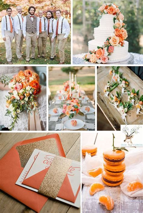 Best 25  Orange wedding colors ideas on Pinterest   Orange