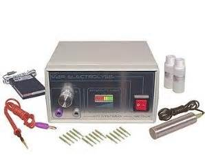 best electrolysis machines to use at home
