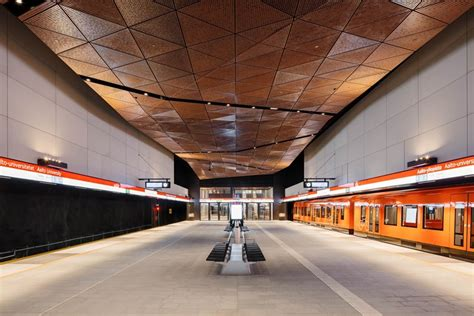 design management aalto yliopisto aalto university metro station ala architects esa