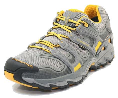 mountain running shoes la sportiva