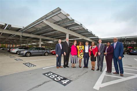 Regents Parking Garage Umd by Maryland Energy Administration