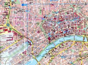 Frankfurt Germany Map by Fulbright In Frankfurt
