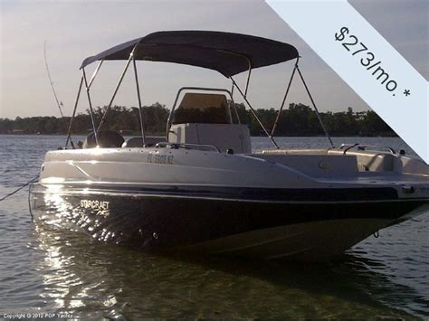 deck boat with center console starcraft 229 aurora center console deck boat in florida
