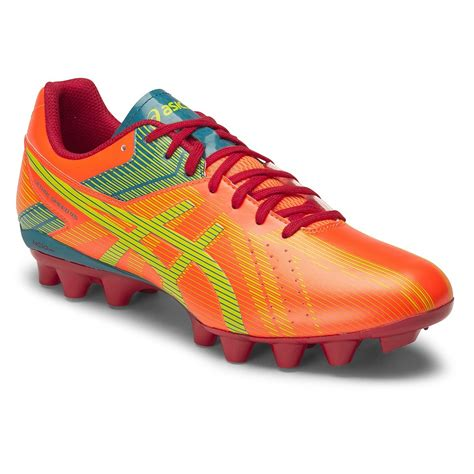 Asics Football Gear asics lethal speed rs mens football boots orange lime depth sportitude