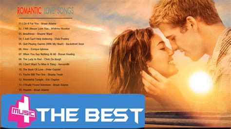 Best Romantic Love Songs   Best English Love Song Ever