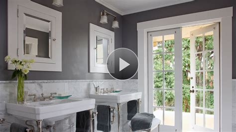 Cheap Small Bathroom Makeovers by Our Favorite Bathroom Paint Colors