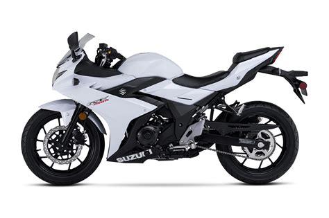 The Suzuki 2018 Suzuki Gsx250r Review Totalmotorcycle
