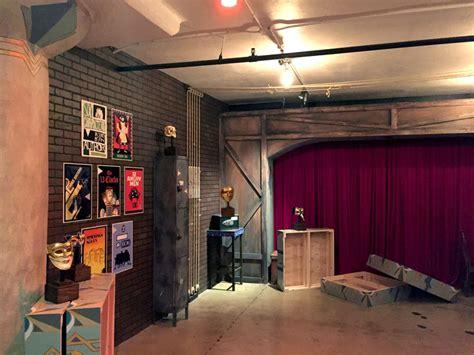 room escape for the theatre escape room la