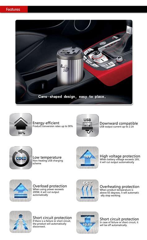 Diskon Puwei New Design T Shape 3 1a Dual Usb Car Charger Adapter Tc01 t 200af car power inverter 220v 200w outpot usb 2 1a alex nld