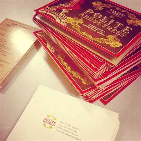 zenadia design instagram invitation stuffing party invites for a cabaret evening