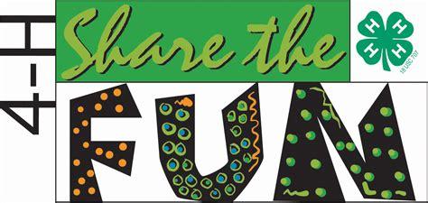 4 H Logo Clipart Clipart Suggest 4 H Clipart