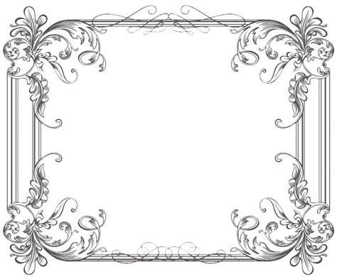Wedding Border Sts by 65 Besten Frames Bilder Auf Rahmen