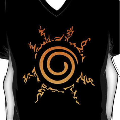 New Product Kaos Anime Seal Kyuubi best redbubble products on wanelo