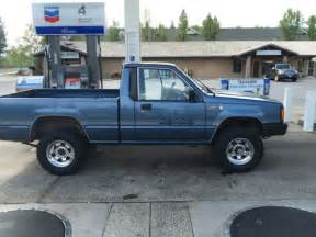 1989 Dodge Ram 50 1989 Dodge Ram 50 4x4 2 6l 4 Cylinder 5 Speed Manual