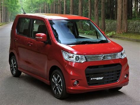 Maruti Suzuki Wagon R Car Maruti Suzuki Wagon R Mpv Car Pictures Images