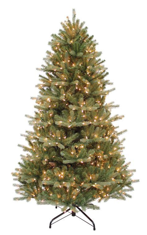 6 5 balsam fir christmas tree w 700 clear lights