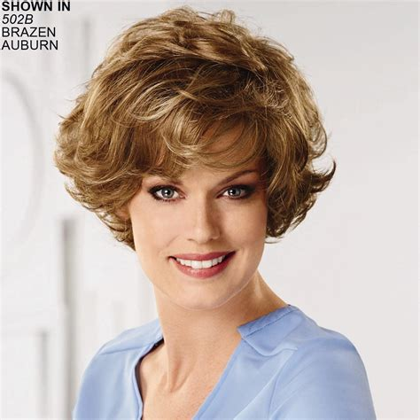 alex whisperlite wig by paula young wavy wigs wigs montana whisperlite wig by paula young is short wavy