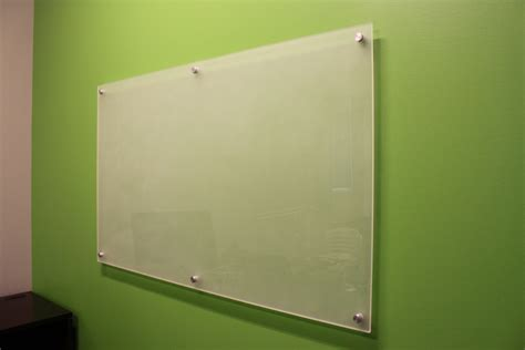 How To Have Easy And Tidy Office With Glass Whiteboard