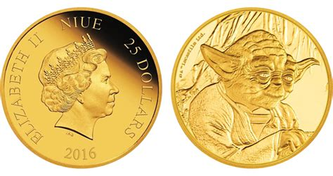 Coin Starwars wars yoda appears on new coins coin world