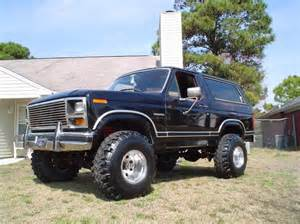 Ford Bronco 1986 Chad287 1986 Ford Bronco Specs Photos Modification Info