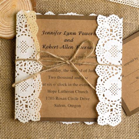 2014 wedding invitations rustic lace wedding invitations at elegantweddinginvites
