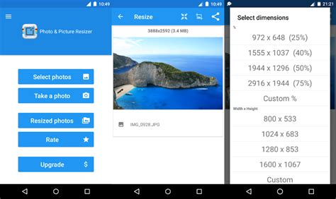 best quality app for android 5 best photo resizer apps for android 171 www 3nions