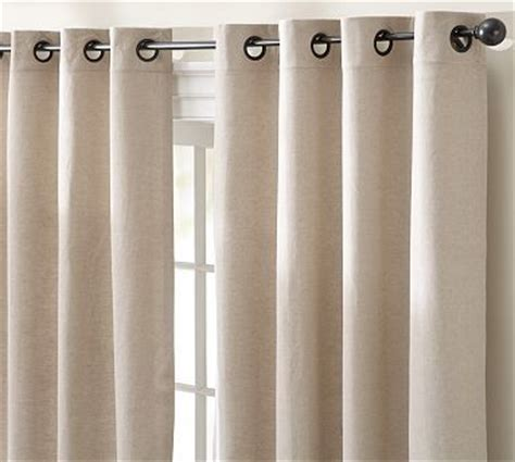 oatmeal curtains peyton grommet drape 50 x 96 quot oatmeal traditional