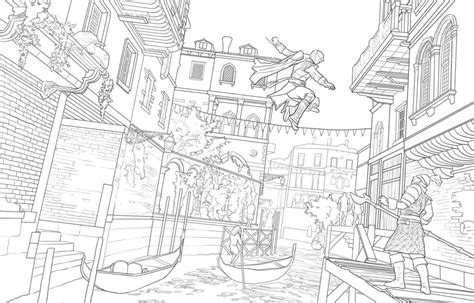 assassins creed colouring book why will you go broke on october 25