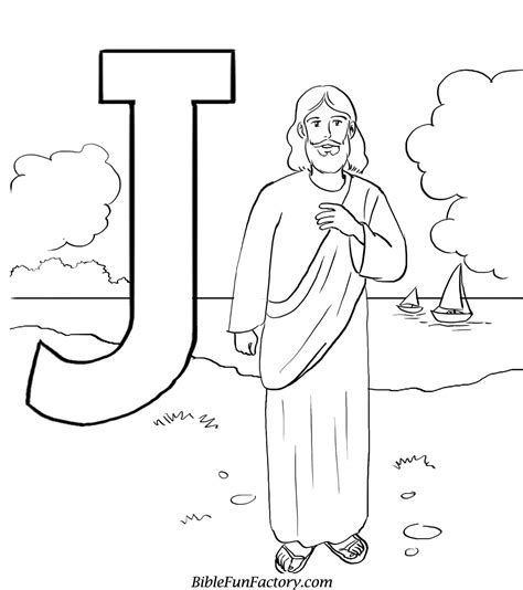 printable bible alphabet coloring pages jesus christ coloring pages is for jesus coloring sheet