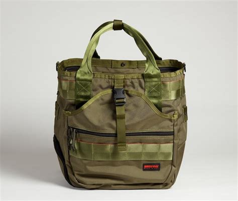 introducing briefing luggage
