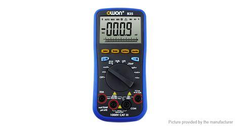 Jual Az 9671 Anemometer Logger owon b35 lcd 3in1 bluetooth digital multimeter data logger