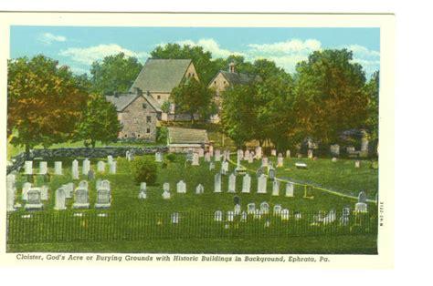 Lancaster Pa Records Free Records In Ephrata Cemetery Ephrata Lancaster County Pennsylvania