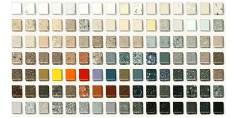 Corian Color Chart Corian Colors Home Improvement