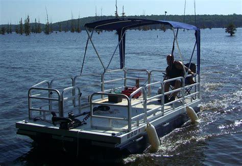 little pontoon boat small pontoon boats rettey little pontoons autos post