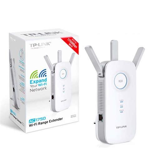 Harga Tp Link Untuk Wifi harga tp link re450 ac1750 wi fi range extender