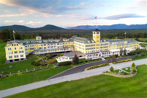 mountain view grand resort spa in white mountains