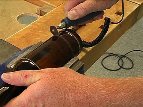 glas schneiden mit flex 6315 glasflaschen schneiden so klappt es gefahrlos
