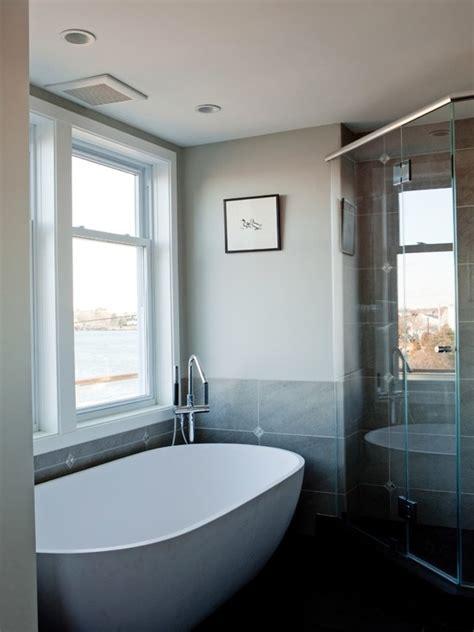 Bath Next To Shower by 403 Forbidden
