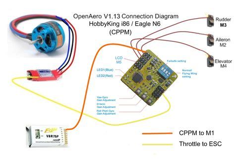 airplane diagram remote plane circuit diagram circuit and