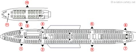 boeing  seat configuration ourclipart