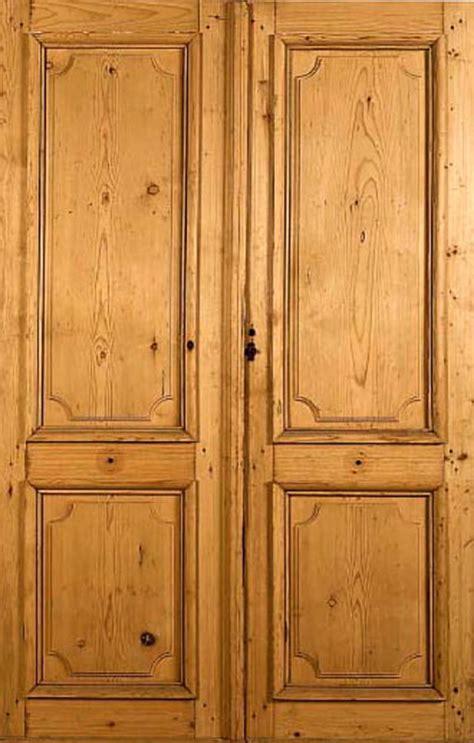 Antique Interior Doors Leaf 2 Pannel Door Interior Doors Portes Antiques