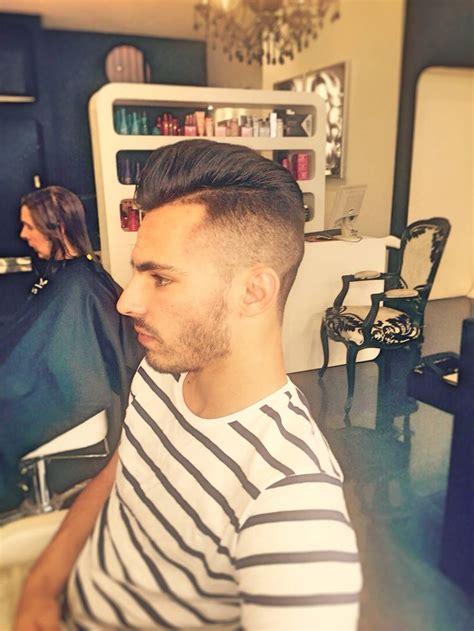 cortes de pelo hombres degradado completo corte de hombre rasurado en degradado en laterales y nuca