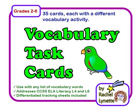 Lynette Task Card Template by The Open Door Classroom Take A Peek At My Back To School