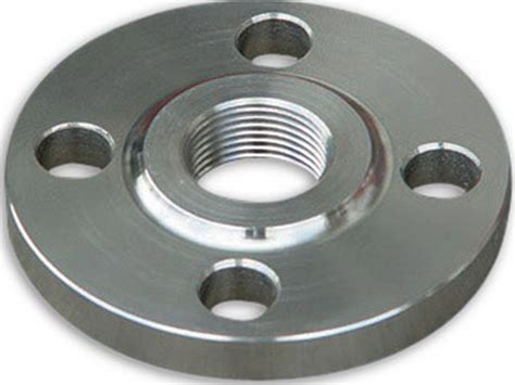 Flange Threded Stainless Steel stainless steel flanges threaded