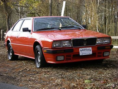 how do i learn about cars 1985 maserati quattroporte spare parts catalogs just a car geek december 2011